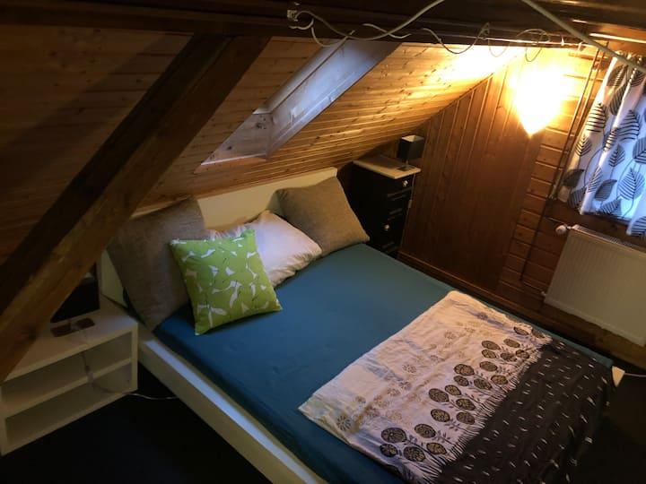 Kleines Fachwerkhaus (2St.) mit gemütliche Zimmer