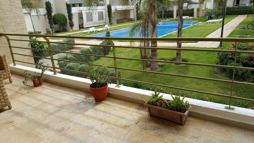 Bel aprt belle vue piscine sl sport - Tamaris  - Wohnung
