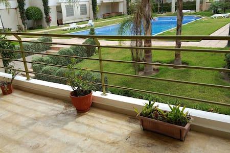 Bel aprt belle vue piscine sl sport - Tamaris