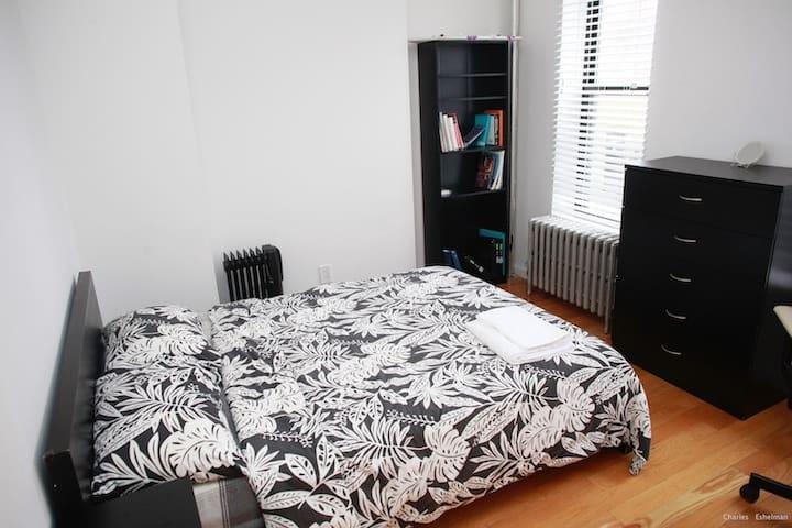 Delxue room in Downtown Manhattan