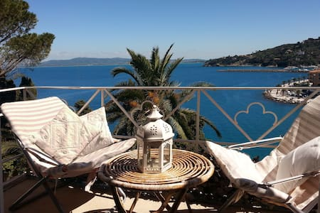 Tuscany between sea and history - Porto Santo Stefano - Apartment