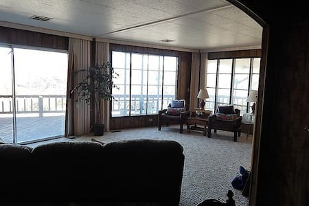 Beautiful Oroville Lake View Home 2B/2BA - Oroville - House