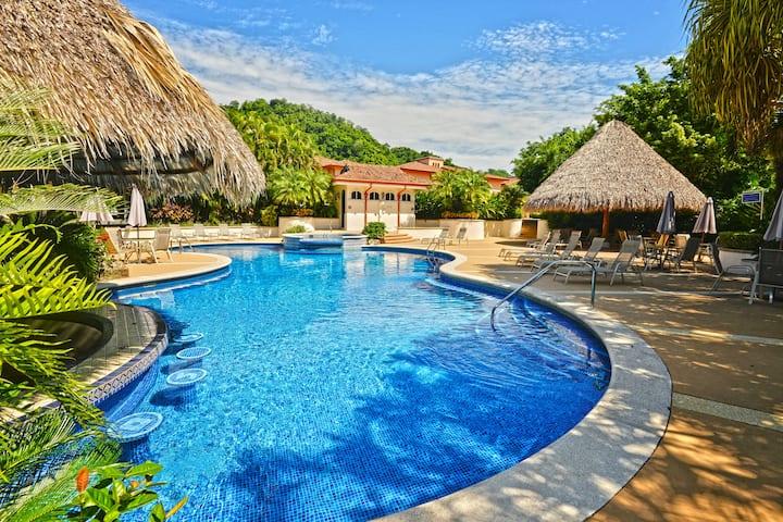 Colina 2 Bdr with access to Los Sueños Beach Club