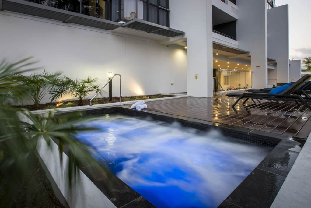 Hot spa