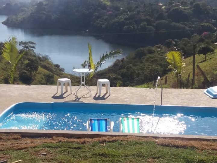 Chácara Pimenta Brasil- Uma vista espetacular!!!!!