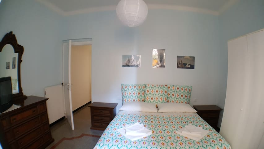 Central apartment in Genova Sestri Ponente