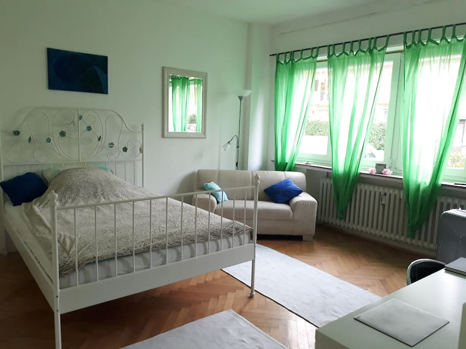 Private room near UN Campus (800m) only for women Wohnungen zur Miete in Bonn, Nordrhein