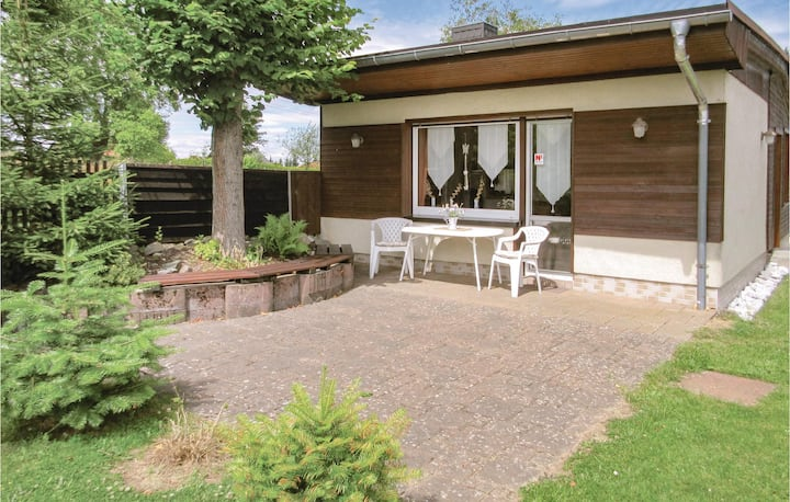 Holiday cottage with 1 bedroom on 42m² in Stiege