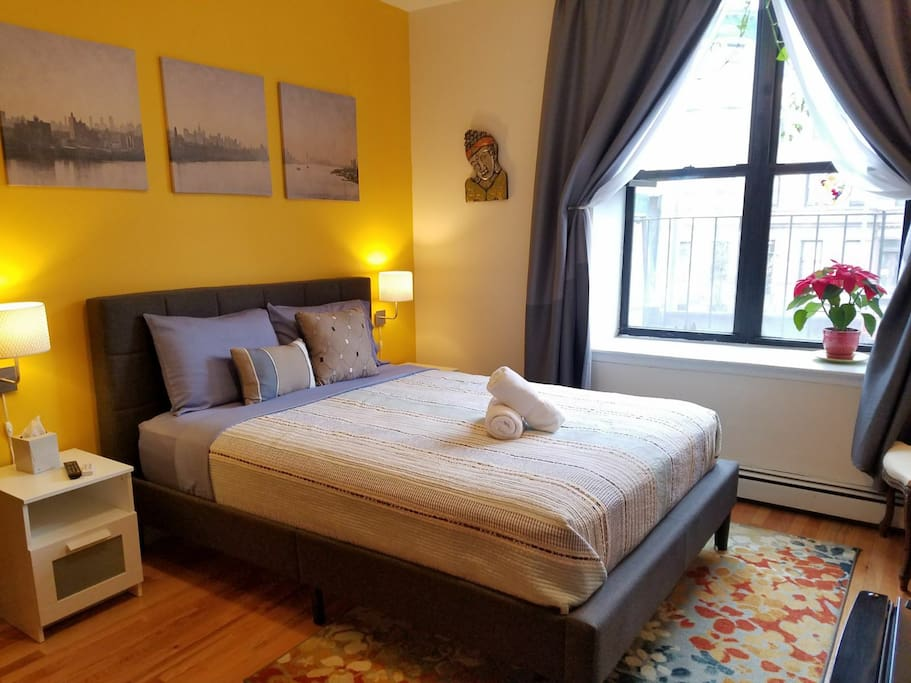 Hamilton Heights Room For Rent
