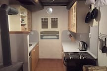 Naše krásná kuchyňka