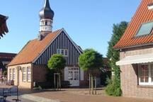 Muschelmuseum in Hooksiel