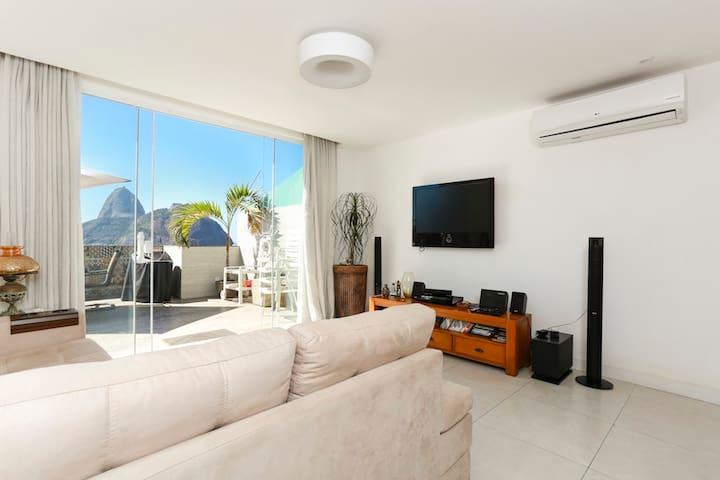 The best penthouse! Discount rates! - Rio de Janeiro