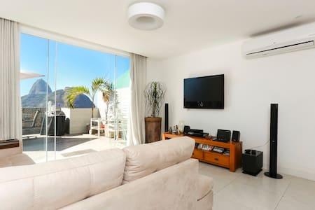 The best penthouse! Discount rates! - Rio de Janeiro - Lejlighed
