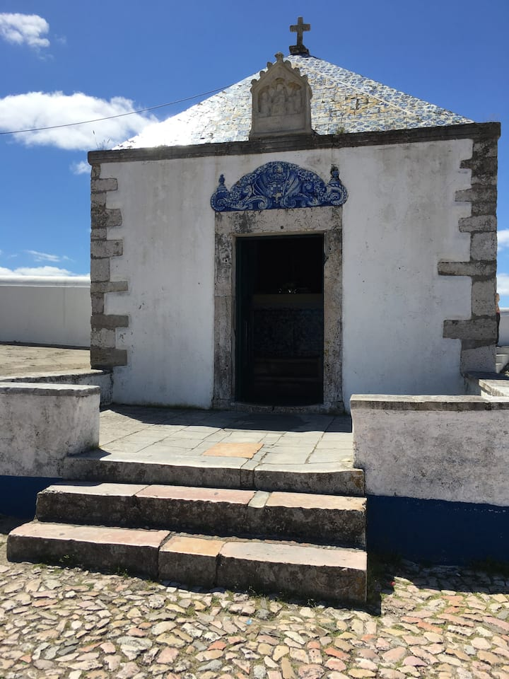 Chapel of Memory, Nazare Portugal
