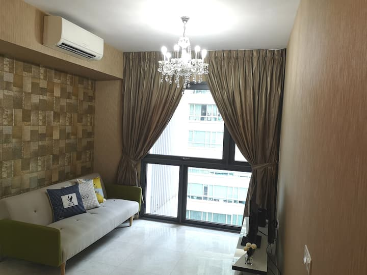 Comfy entire 1br unit 1mins walk from Lakeside MRT