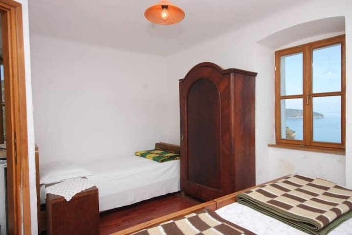 One bedroom apartment with air-conditioning Beli, Cres (A-8094-b) - Beli - Daire