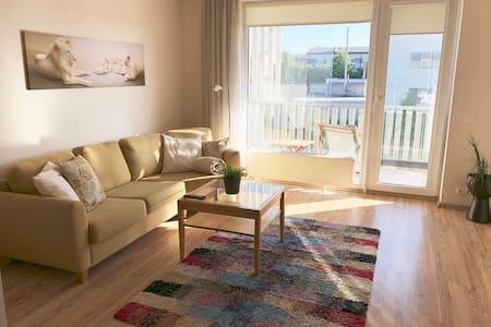 Parkside apartment in lovely Kadriorg.