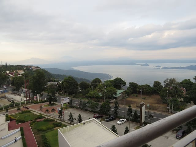 Tagaytay quite and relaxing place