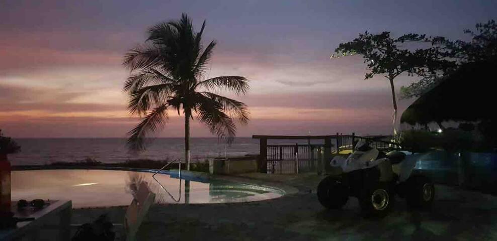 Hotel casacohen isla bocachica