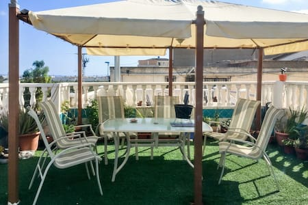 Apartment - 10 km from the beach - Benijófar
