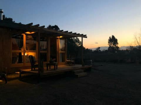 Wilderness cabins **