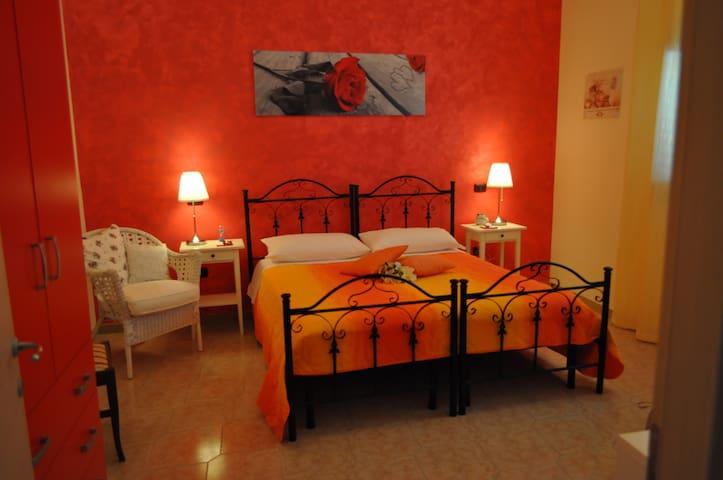 Camera Matrimoniale Bellatrase