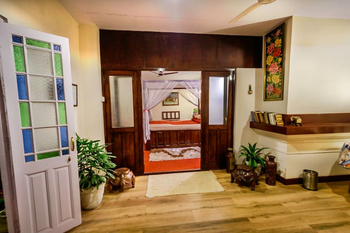 Kanchan Villa suite - accommodates 2 + 1
