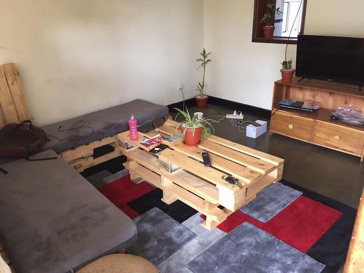 An affordable secure home  in Nsambya ,kampala.