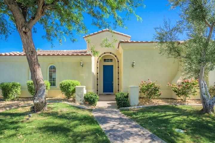 POOLS OPEN! - Beautiful Spanish Style Home