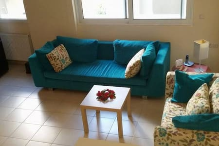 Elegant 1bedroom apartment with free parking spot - Iraklio - Byt