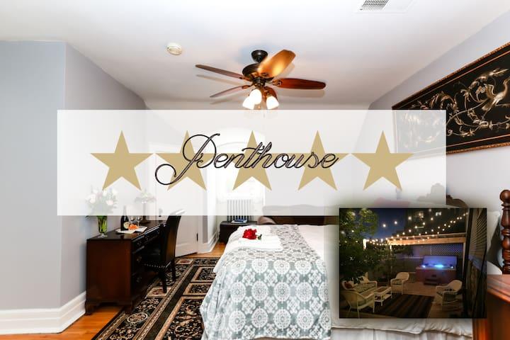 Mansion Penthouse - Dwntwn/ Cnv Ctr