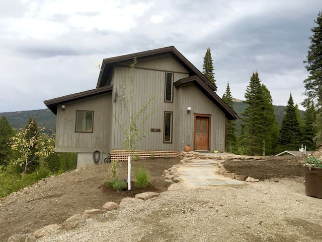 Alpine Modern home at Bridger Bowl. - Bozeman - House