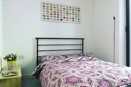 Fabulous Double Bedroom in Piccadilly M1 - 曼徹斯特 - 公寓