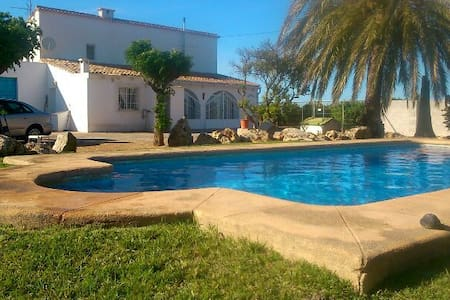 Villa Tia Rosa, with private pool