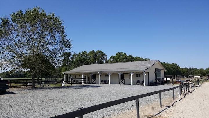Horse Farm RV-VAN-Tent Site Close To The Beach