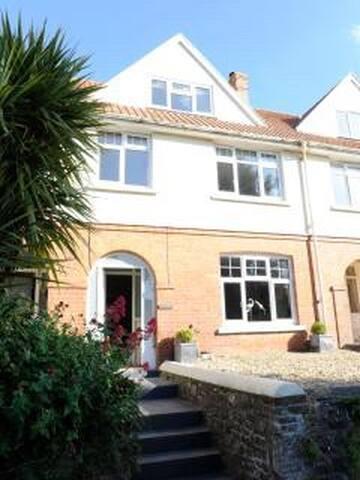 Delightful getaway in Instow, Devon - Instow - Huis
