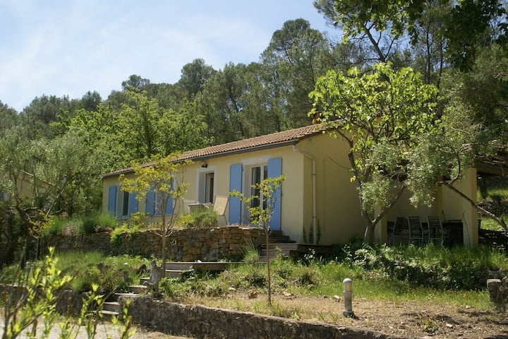 Pretty holiday home with private pool and close to the lovely village Lorgues