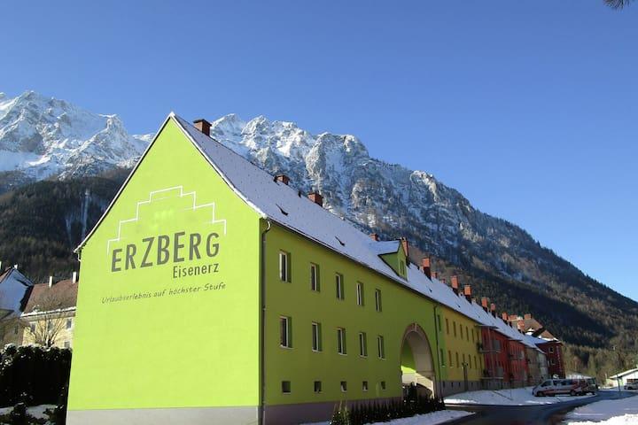 Cozy Apartment near Ski Area in  Eisenerz