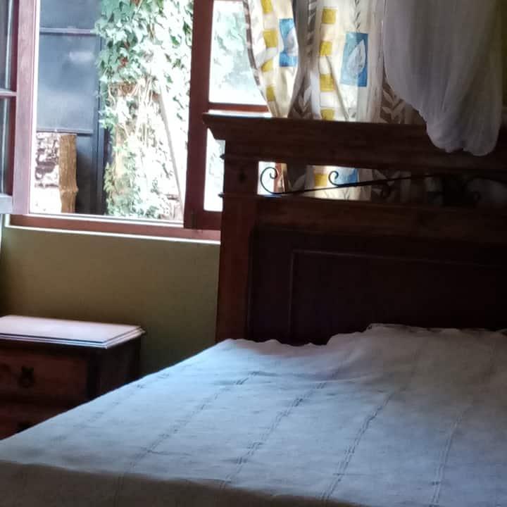 Bed and Breakfast cómodo a 5 min. de la Terminal