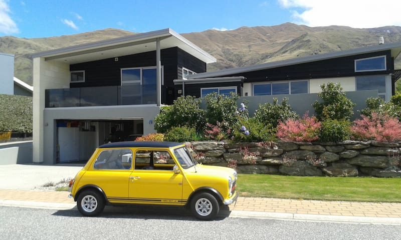 Stoney Creek Apartment - Wanaka - Lägenhet