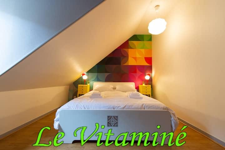 APPARTEMENT LE VITAMINE