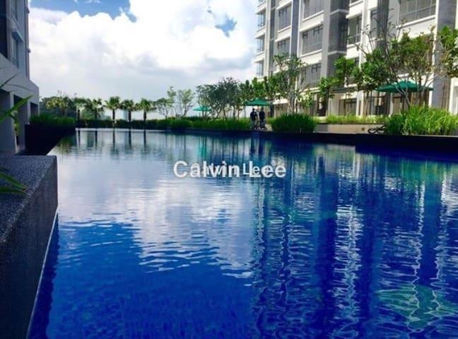 Utropolis Suite - Shah Alam - Apartment
