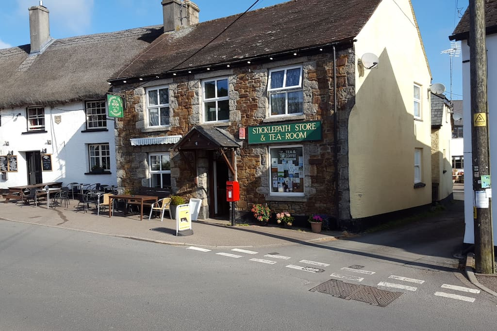 Village Store and Tea Room