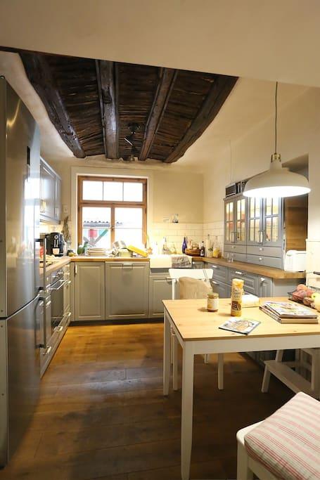 Küche mit Flair