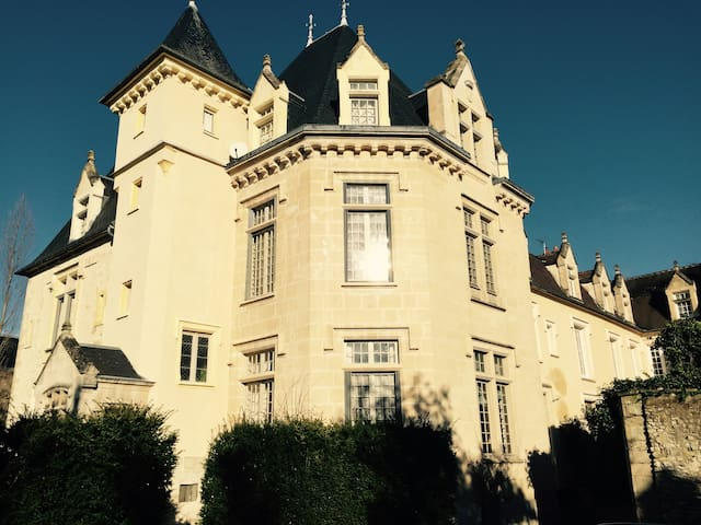 Castel Ecossais - Senlis - Bed & Breakfast