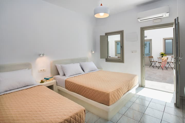 Triple Room - Olive Tree Suites