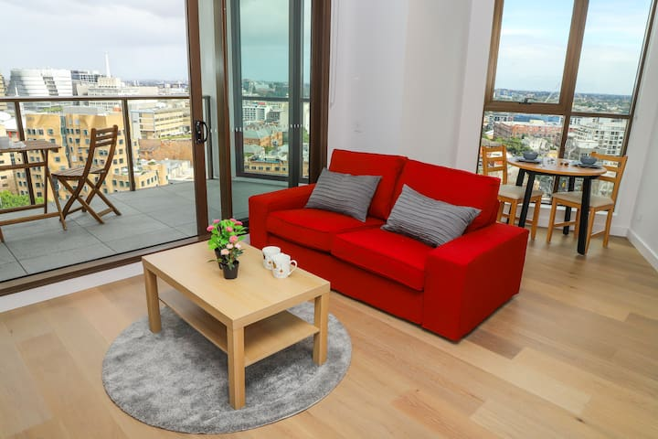 Newest Darling Harbour 1BR Unit | Near ICC CBD UTS