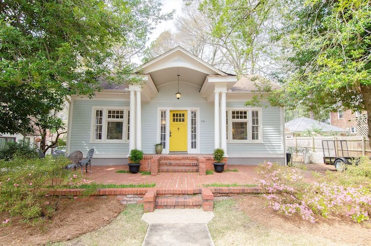 Downtown Southern Pines Cozy Cottage