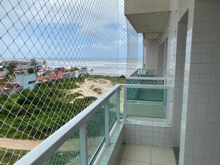 Apartamento novo a 70 metros da praia  Itanhaém SP
