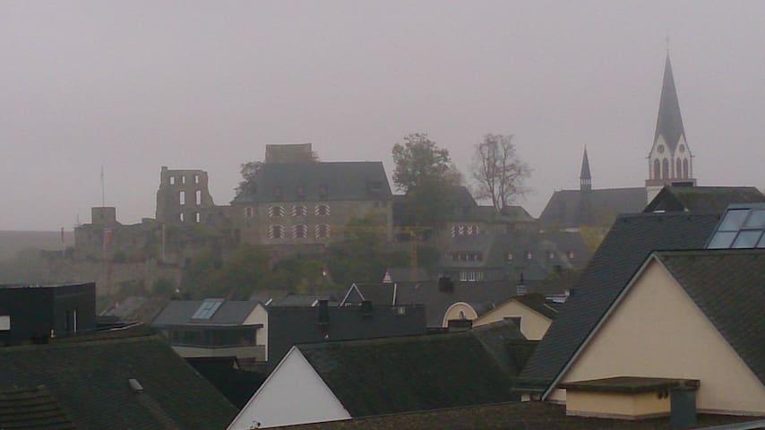 Ferienwohnung mit Burgblick in Kastellaun